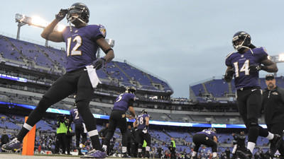 Ravens awarded with four compensatory picks in May's draft