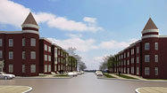 New apartments planned for Barclay