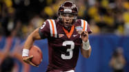 Teel Time: Once his receivers are healthy, Virginia Tech QB Logan Thomas will be fine