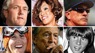 <b>Photos:</b> Notable deaths of 2012