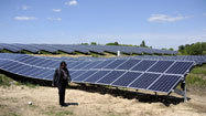Solar energy will help power Back River treatment plant