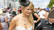 Pictures: Celebrities at the Kentucky Derby