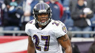 Ravens' Ray Rice hosts anti-bullying forum in Howard County