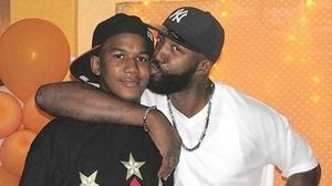 Trayvon Martin's father recalls moments with his son, 'my best friend'