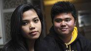 For children of Filipino teachers, an uncertain future