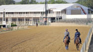 Pictures: Scenes around track Preakness week