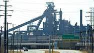 Sparrows Point's blast furnace to resume operations