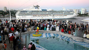 Ask Airfarewatchdog.com: In addition to buying insurance, arrive at cruise port early