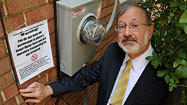 Some consumers oppose smart meters in Md.