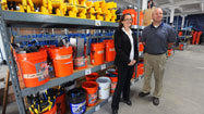 New Baltimore Community ToolBank lends tools to volunteers working on charitable projects