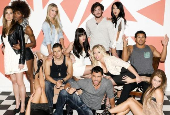 """Real World: Ex-plosion"" cast"