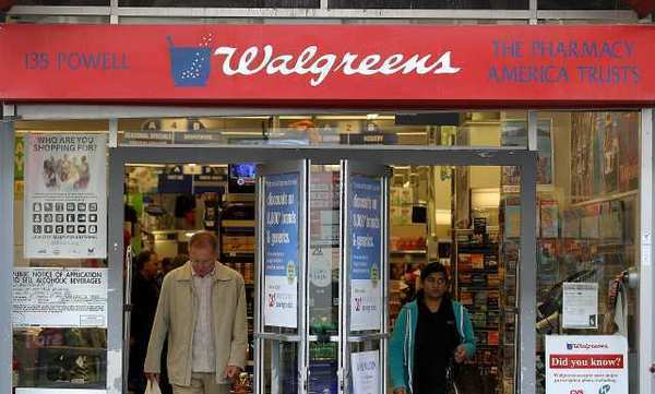 Walgreens said it would close 76 unprofitable stores in the second half of its fiscal year.