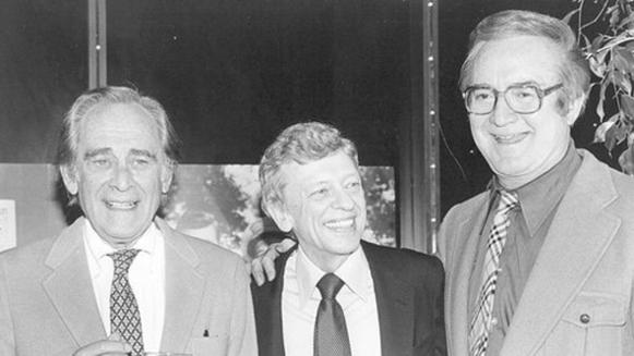 """Think Jay Leno came up with those Jaywalking bits on his own? Original """"Tonight"""" host Steve Allen popularized the man-on-the-street idea, except he brought in actual comedians who were in on the jokes. This routine carried over to """"The Steve Allen Show,"""" a competitor of """"The Ed Sullivan Show."""""""