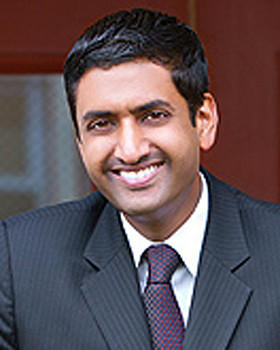 Ro Khanna launches TV ad in challenging Rep. Mike Honda.
