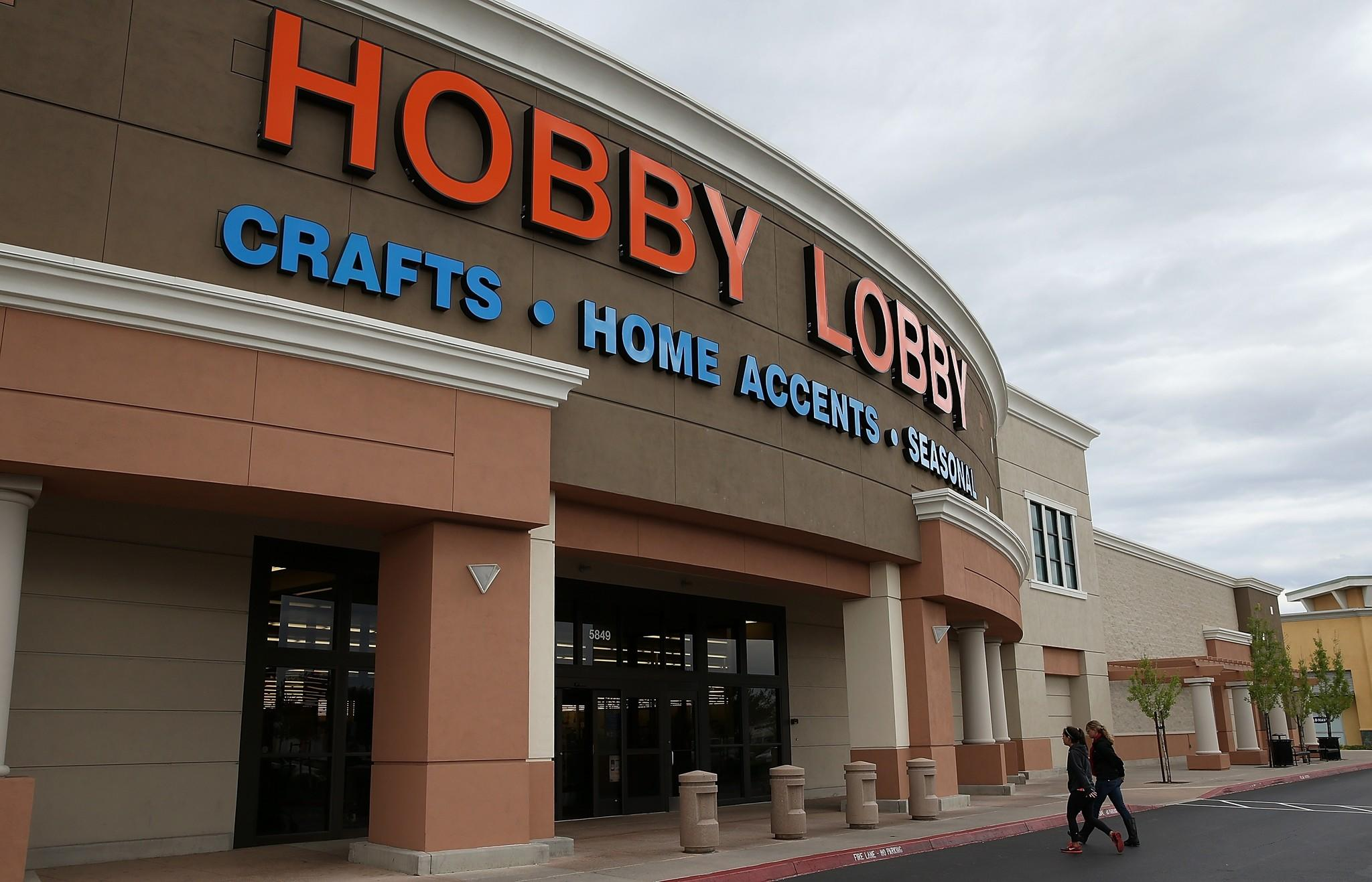 The owners of Hobby Lobby, a chain of crafts stores, is challenging the requirement that companies provide insurance covering all forms of FDA-approved contraception.