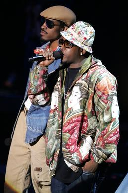 We're most excited about headliners, Outkast. They'll be performing on Saturday, Aug. 2.