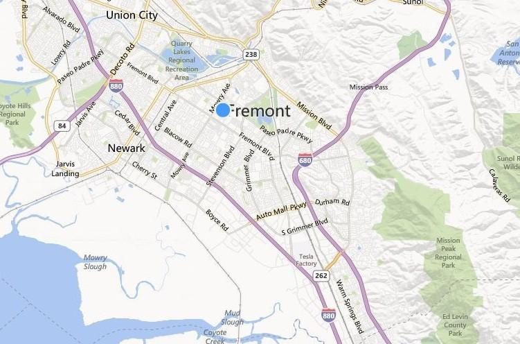 A Marine was struck and killed by an alleged DUI driver Tuesday in Fremont, Calif.