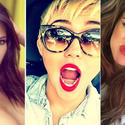 Celebrity Selfies: Famous Narcissists