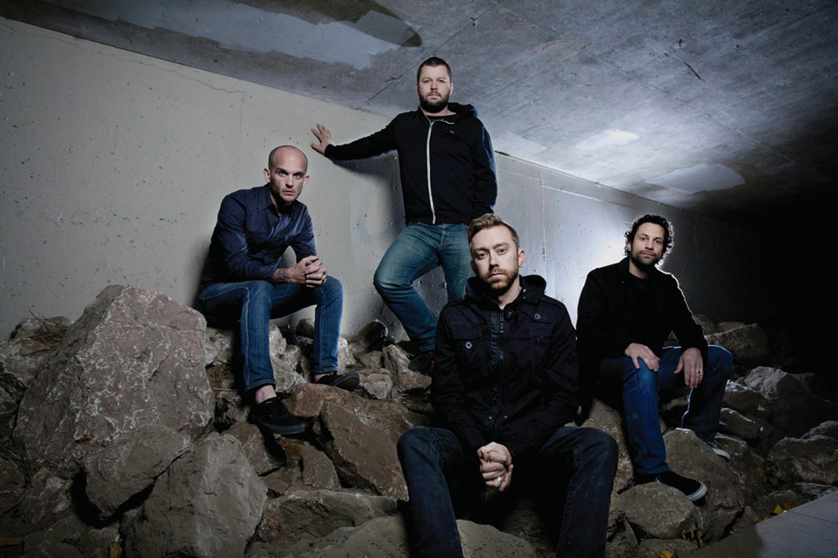 Rise Against to play 2014 Summerfest in Milwaukee.