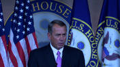 "Video: Boehner on Obamacare: ""Is this a joke?"""