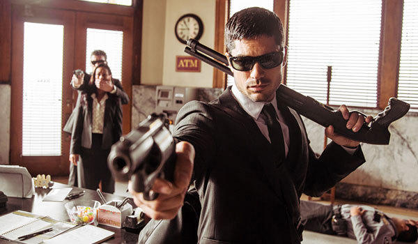 "D.J. Cotrona plays a criminal who runs afoul of vampires in Mexico in ""From Dusk Till Dawn: The Series."""