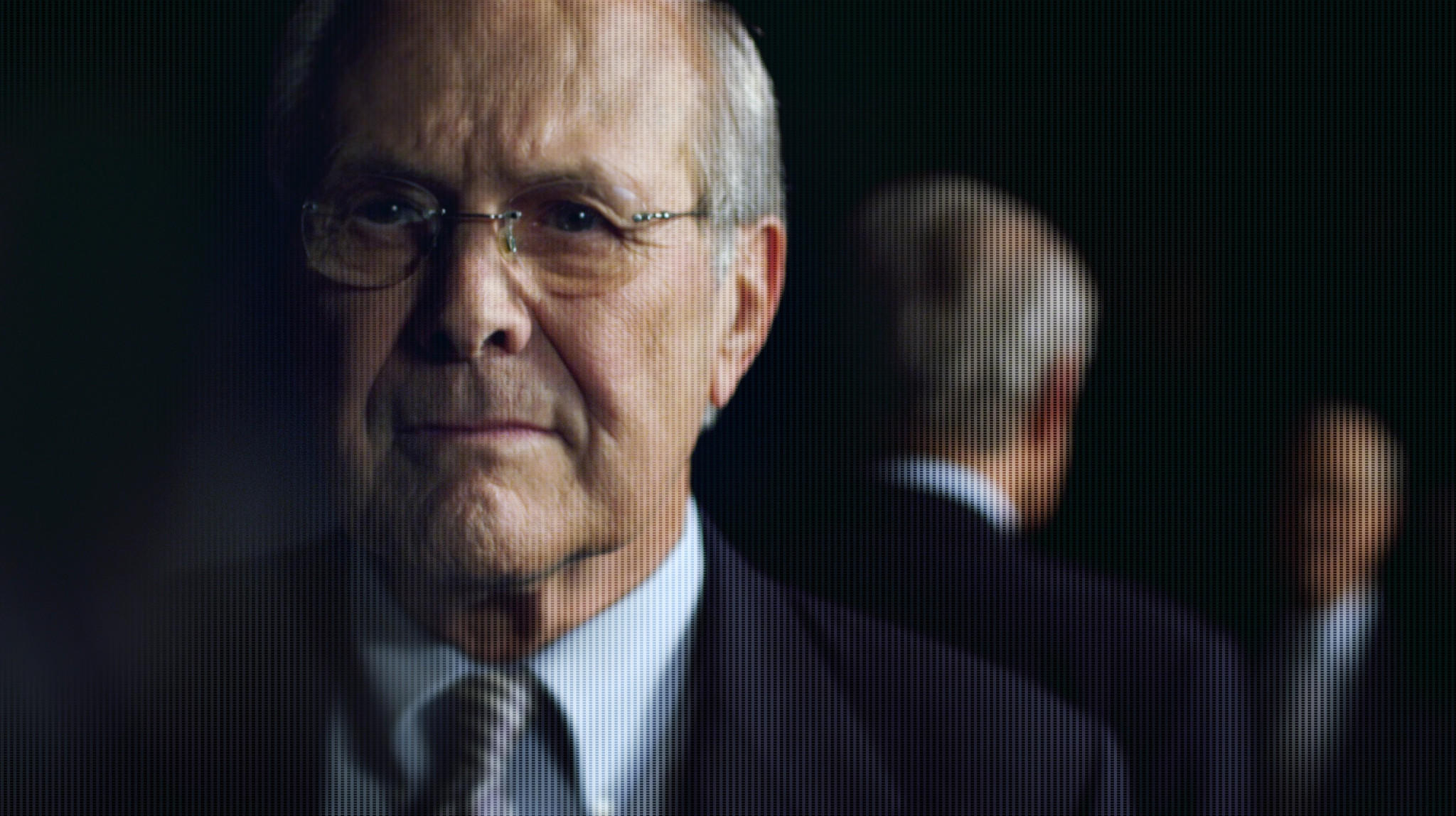 "Former Defense Secretary Donald H. Rumsfeld in a scene from Errol Morris' documentary, ""The Unknown Known."""