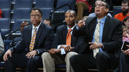 University of Virginia's assistant coaches