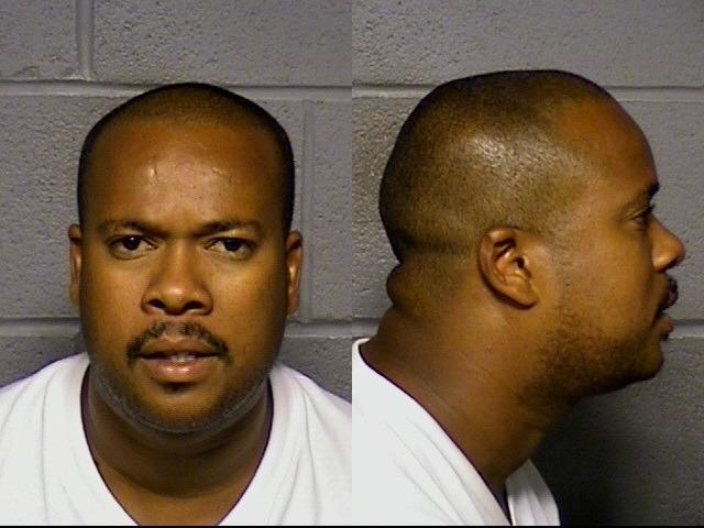 Johnny Lawrence, 35, was arrested March 27.