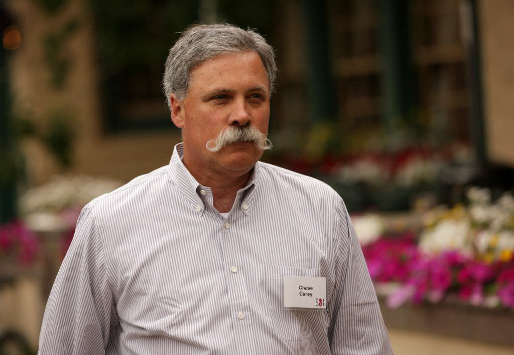 Although his last name isn't Murdoch, Chase Carey still wields plenty of influence.