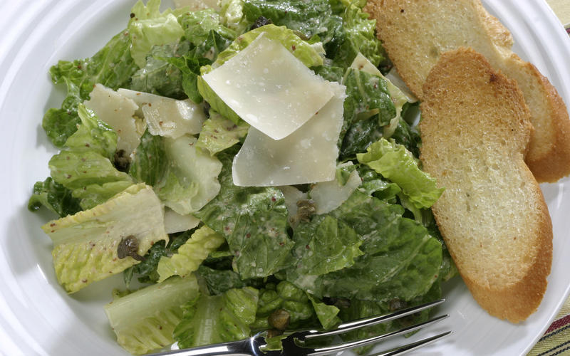 Easy dinner recipes best caesar salad ever check out for Best dinner ideas ever