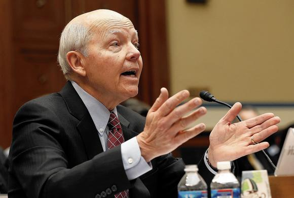 House Holds Hearing On IRS Response To Targeting Scandal