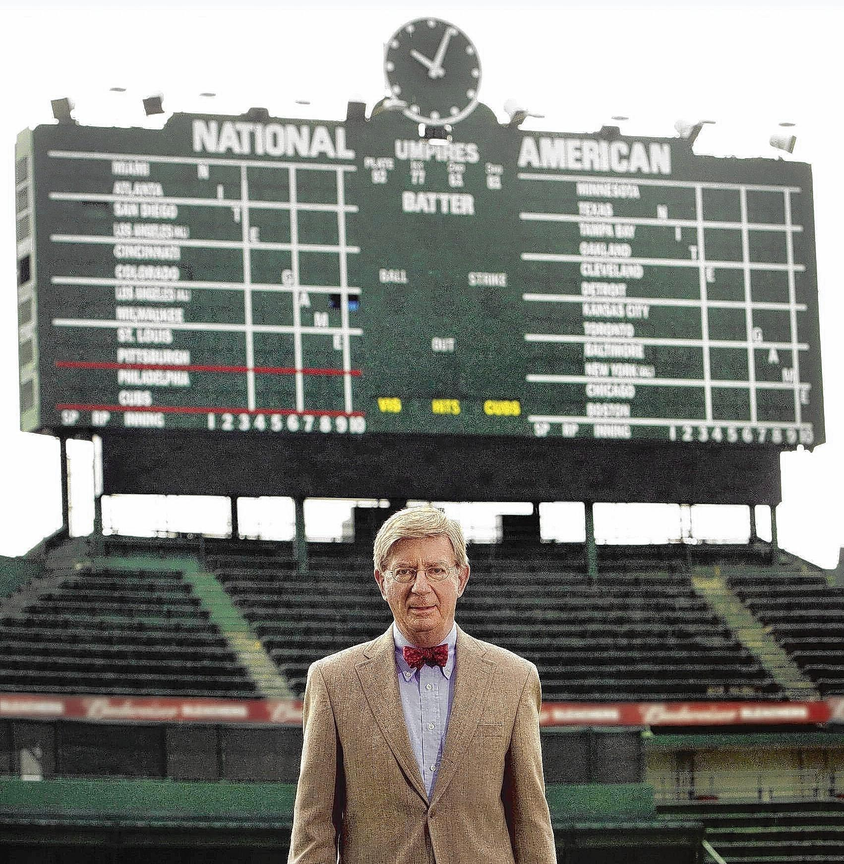 """""""A Nice Little Place on the North Side"""" by George Will encourages the theory that Wrigley Field's transition to a hallowed place for fans caused the Cubs' decades-long losing streak."""