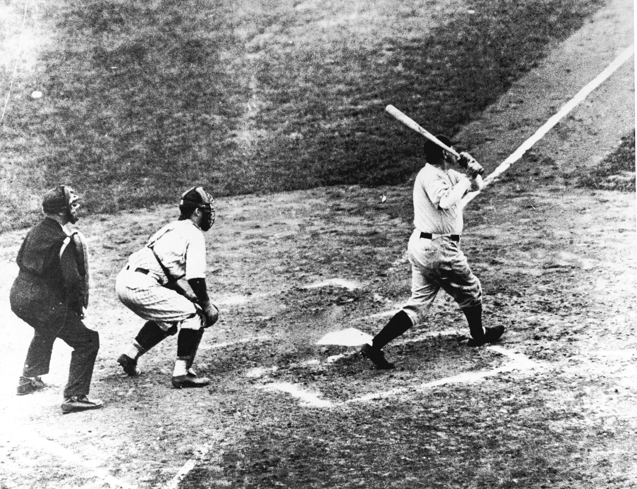 """Babe Ruth's Called Shot"" by Ed Sherman takes a look at one of baseball's most celebrated moments and asks whether Ruth really called his own shot."