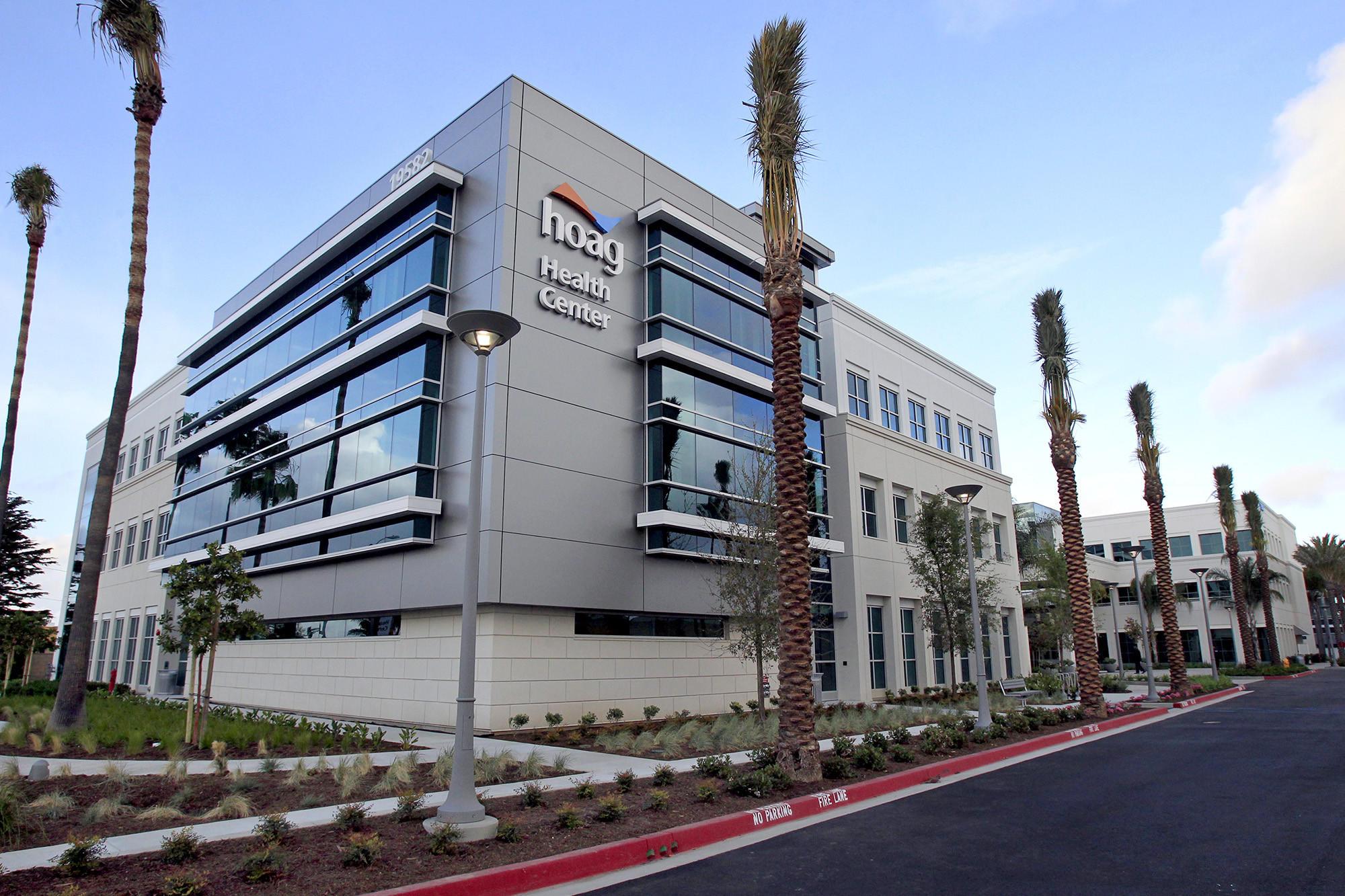 Hoag Health Center in Huntington Beach is at 19582 Beach Blvd.