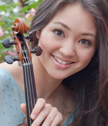 Violinist Simone Porter will appear with the Pasadena Symphony on Saturday, kicking off a flurry of prestigious SoCal dates for the 17-year-old prodigy.