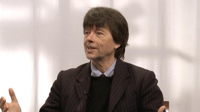 Ken Burns: 'Documentaries have a much wider bandwidth than feature films do'