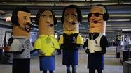 White Sox character races to feature likenesses to game announcers