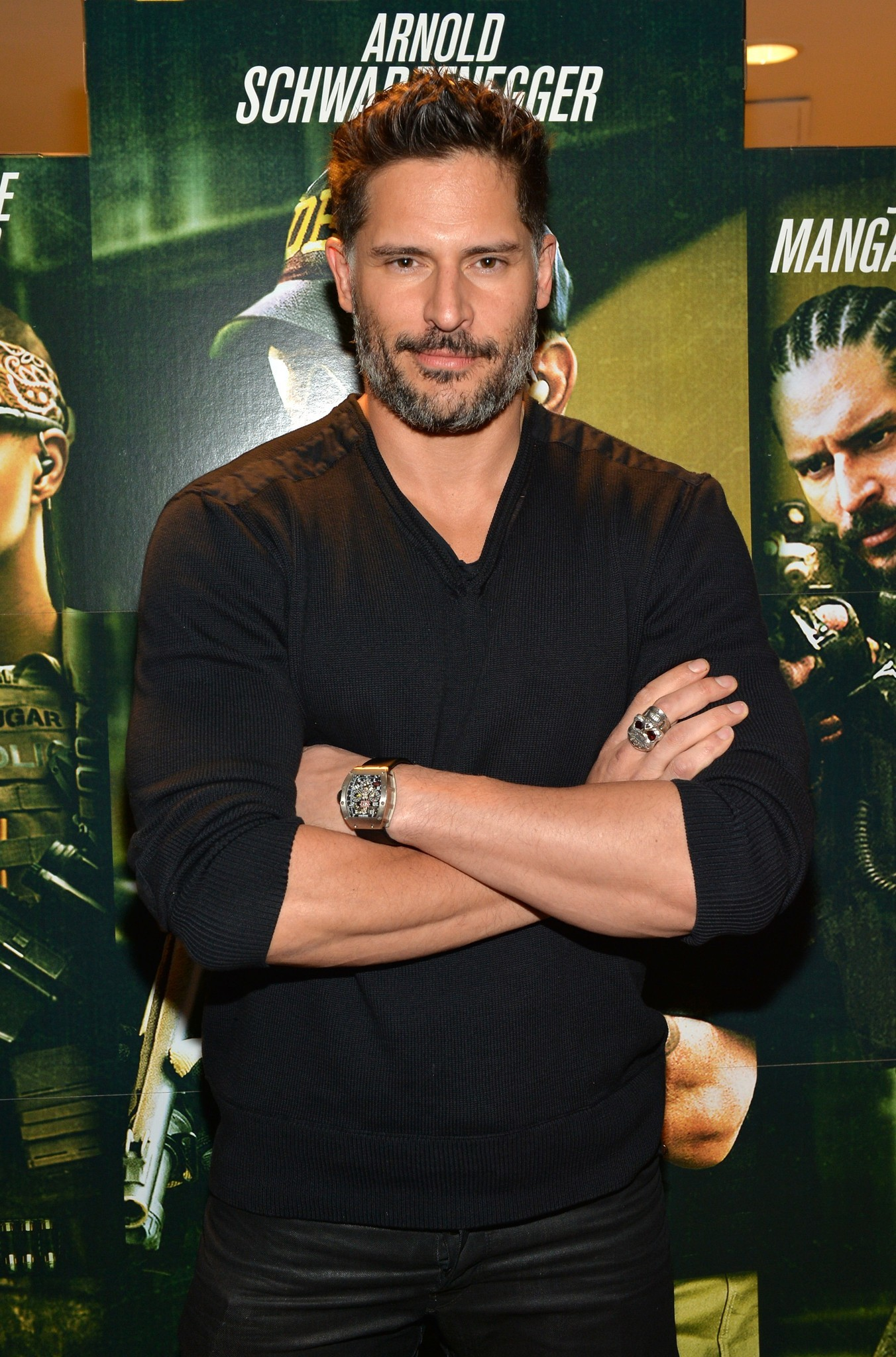 Celeb-spotting around South Florida - Joe Manganiello