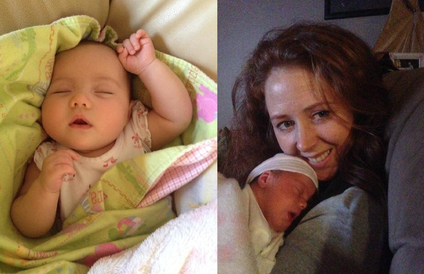 Four-month-old Sanoah and her grandmother, Christina Jefferds, 45, were killed in the Washington mudslide.