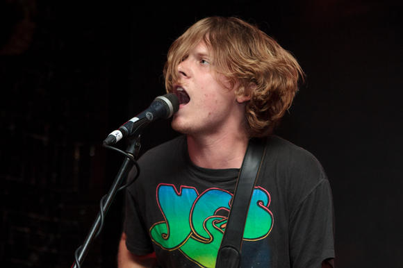 Ty Segall Performs In Leeds