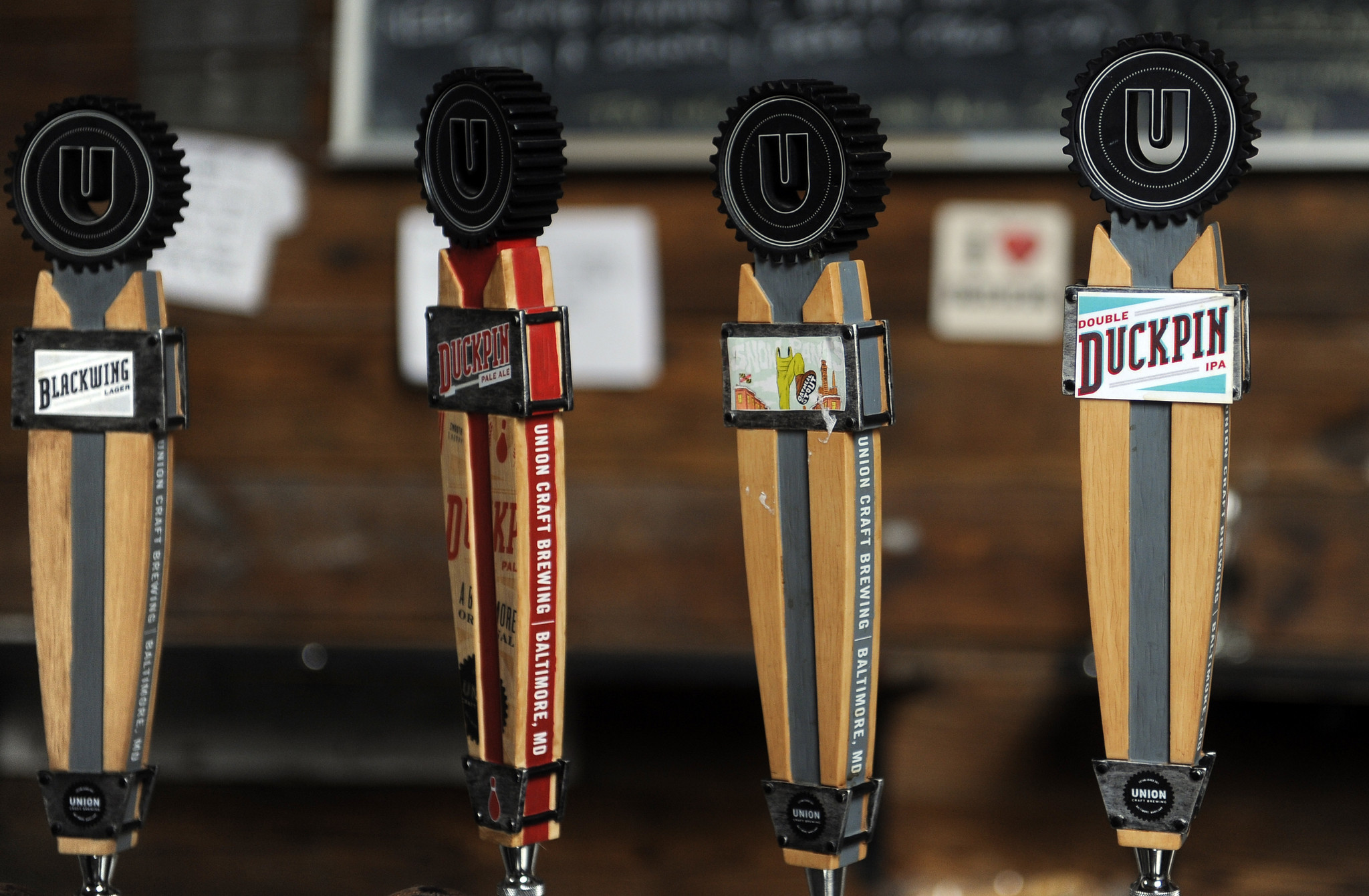 New food items at Oriole Park, and some returning favorites [Pictures] - Union Craft Brewing