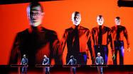 Photos: Kraftwerk at the Riviera