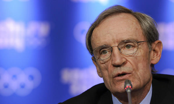 IOC member Jean-Claude Killy announced his resignation from the committee on Friday.