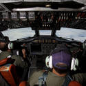 Australia crew searches for missing Malaysia Airlines  Flight 370.