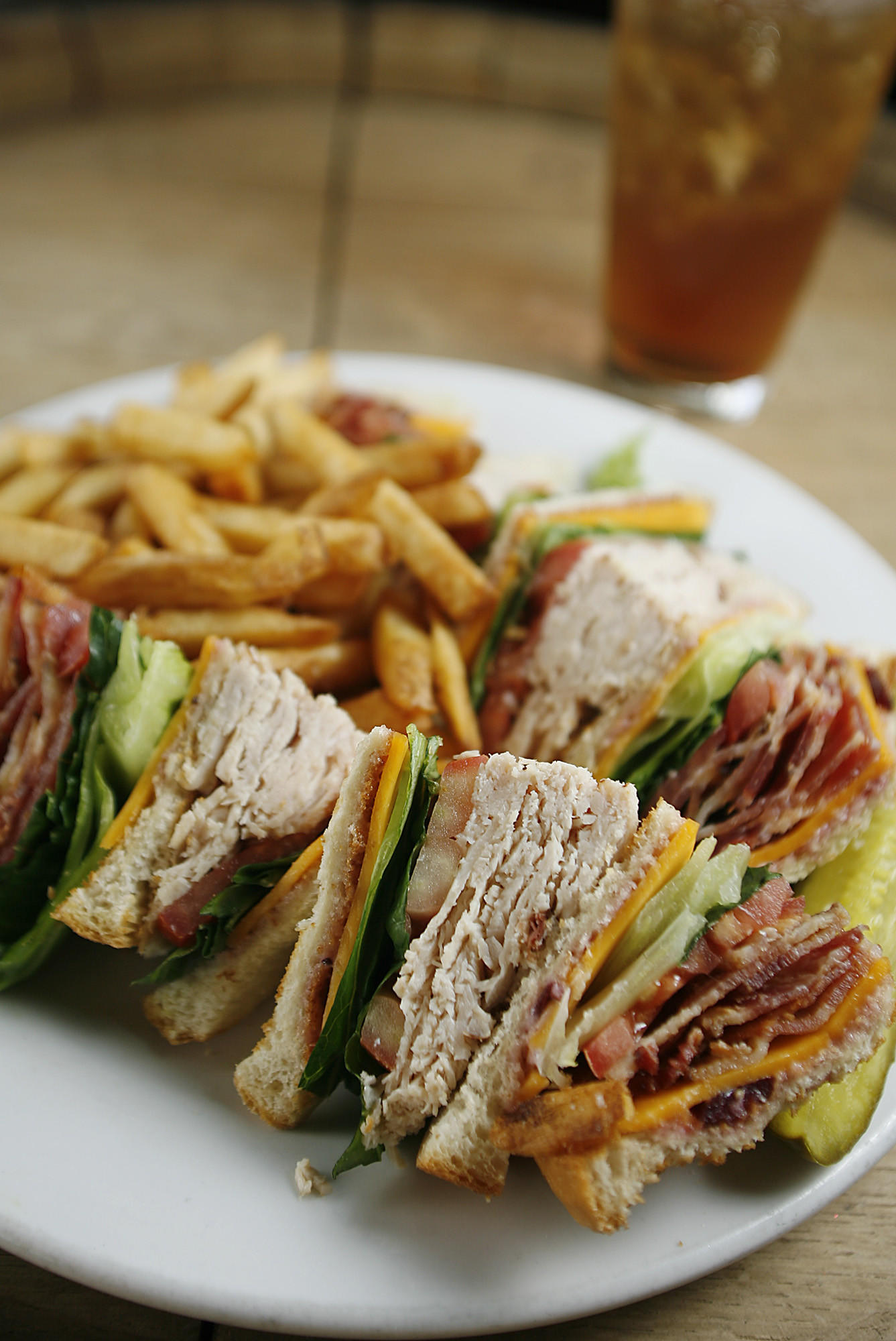 The price of a room service club sandwich was among the figures studied by TripAdvisor as it calculated the cost of in-room services in various cities.