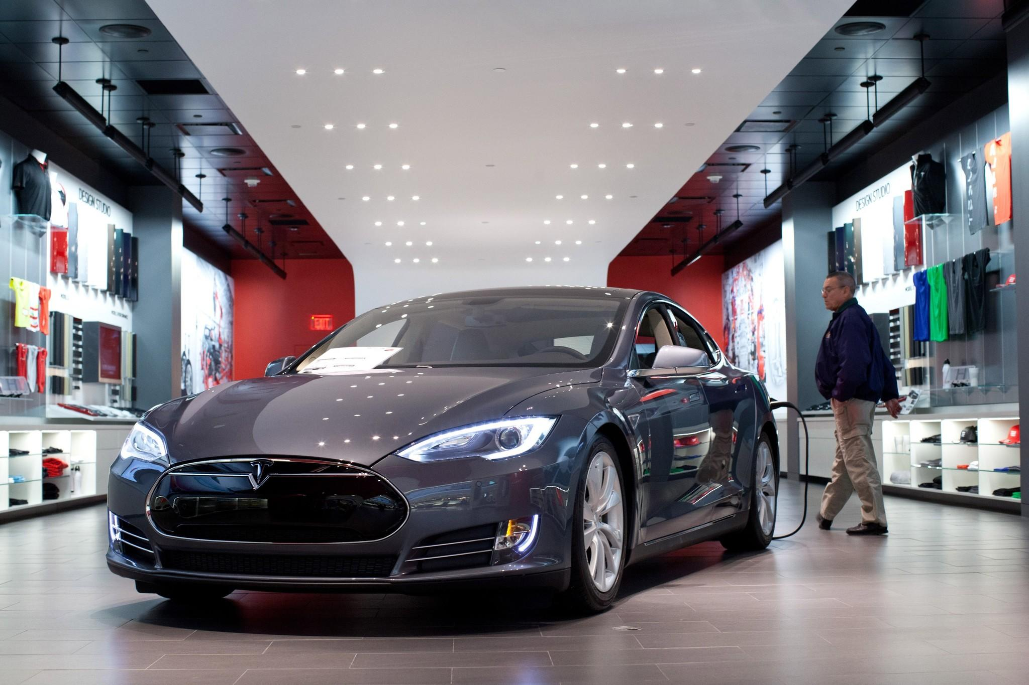 Tesla says the retrofitting for about 16,000 cars will be voluntary.