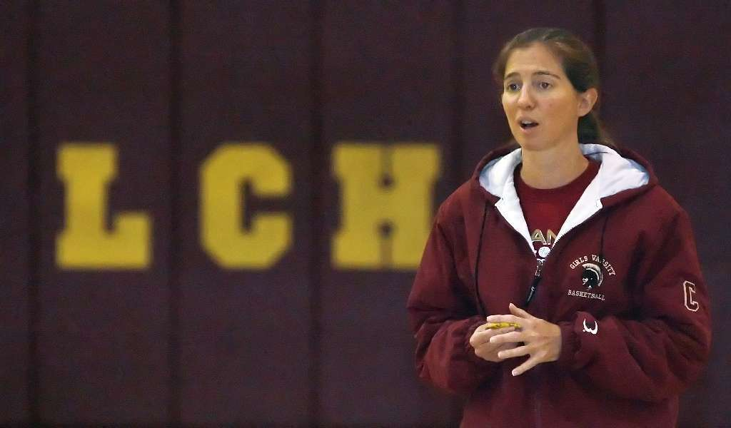 La Cañada High girls' basketball coach Tamar Hill announced her resignation after 14 years on Friday afternoon. Hill compiled a 264-131 record (67% winning percentage), won eight Rio Hondo League titles and advanced to the postseason every year throughout her tenure. (Tim Berger/File Photo)