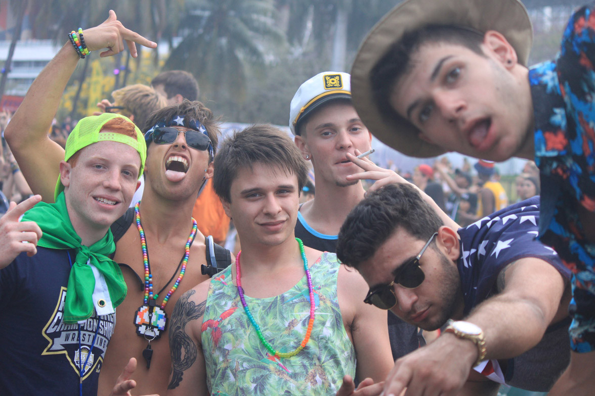 Ultra Music Festival 2014 fans and artists - Ultra Miami Pictures