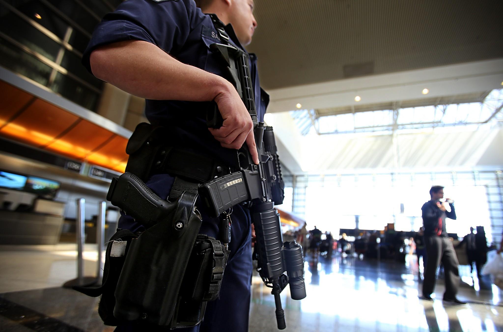 wwwtrbimgcomimg 5336469bturbinelat la me lax - Transportation Security Officer