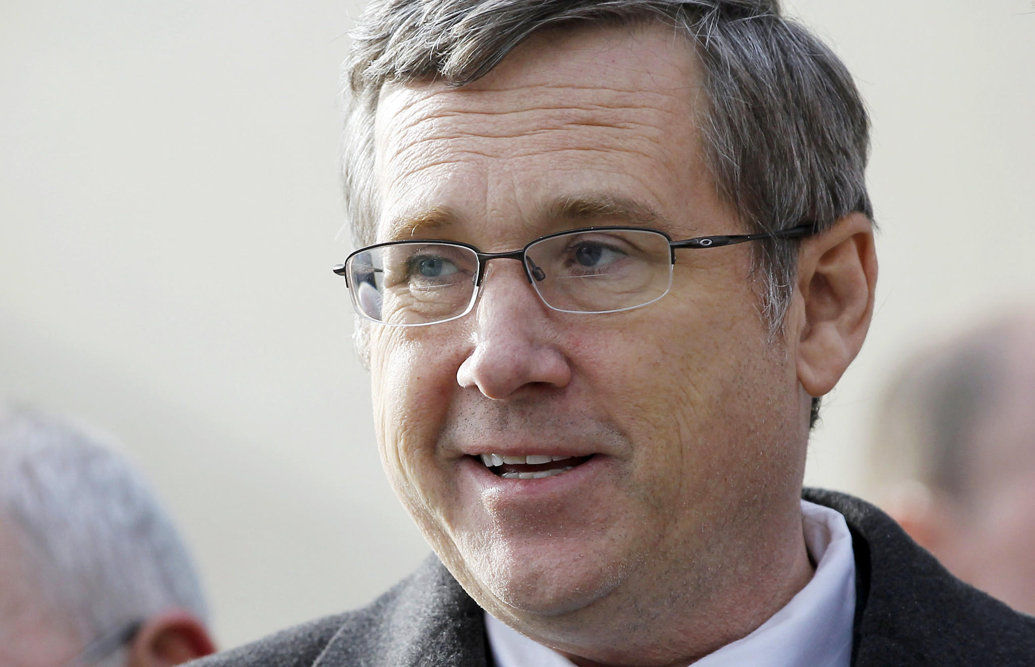 Sen. Mark Kirk in Washington, D.C. on Jan. 3, 2013.